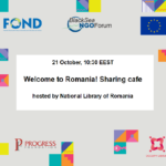 Occupy Library Innovators Hub's first Sharing Cafe: Welcome to Romania!  21  October, 10:30 EEST