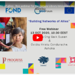 Building networks of allies - recordings and support materials of the webinar