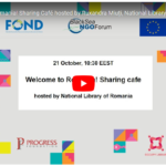 Recording of Sharing Café: Welcome to Romania!