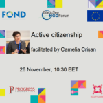 Flying can be taught, and so can democracy - a free webinar on active citizenship by Occupy Library Innovators HUB