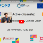 Flying can be taught, and so can democracy - recordings and support materials of the webinar